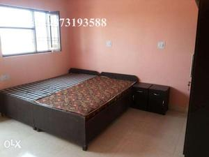 Two single box beds avaiable