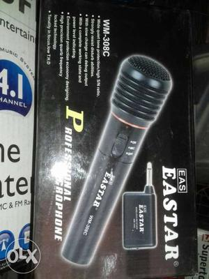 WM-308C Eastar Professional Microphone Box