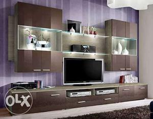 We undertakes all kind of interior works