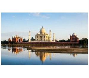 affordable gurgaon to agra tour package one day by bus taxi