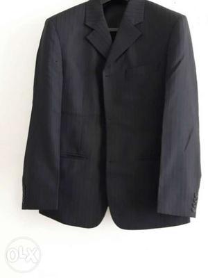 Blackberry black coat for sale in very good