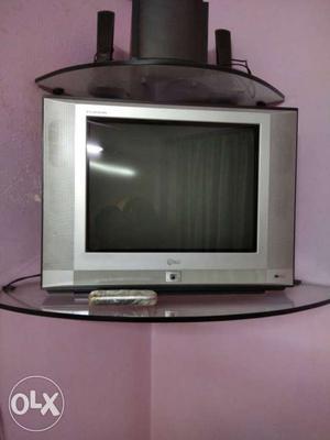 LG Flatron TV (Golden Eye)
