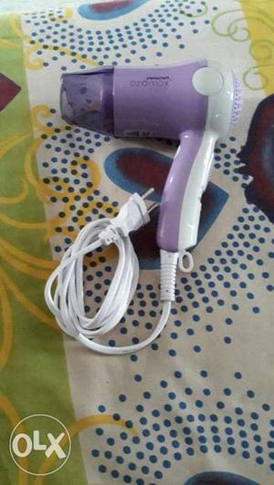 Ozomax innova hair dryer power  watt two