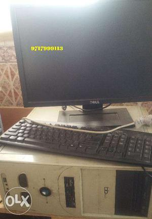 Pentium4 computer and  hp all in one for sale