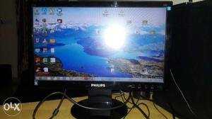 "19"" LED Philips very good condition"
