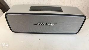 Bose portable Bluetooth speaker sound link mini.