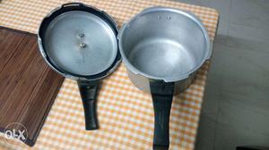 Prestige pressure cooker in good working condition