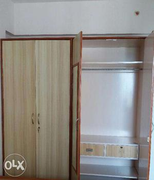 2 Wall Wardrobes in Excellent Condition for Sale