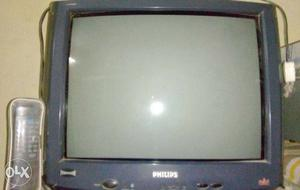 Television of Philips company. Perfect in