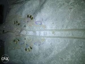 2 year boy formal dress..off white colour.. Heavy