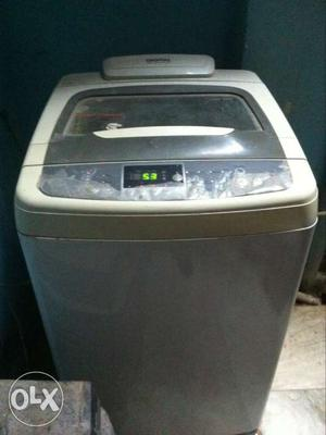 A top loader fully automatic Samsung washing