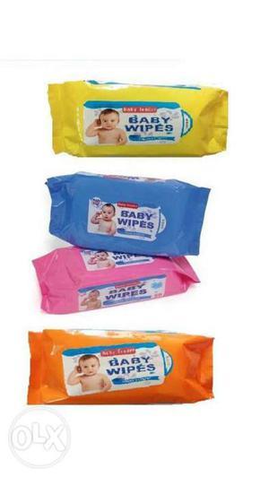 Baby Tender Baby Wipes