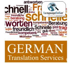 Error Free German Translation Company in NCR India Bangalore