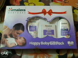Himalaya Baby Care Gift Pack Box (MRP.300)