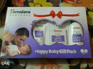 Himalaya Baby Care Gift Pack Box (MRP.300)