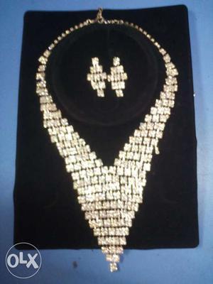 American diamond necklace sets