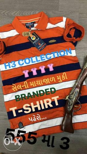 Any T Shirt At 555 only on H3 Collection chandres