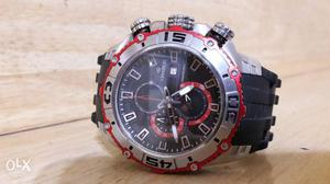 Chairos chronograph Swiss handmade Chairos