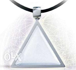 Himalayan Crystal pendent (it is a energise