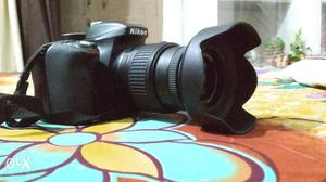 Nikon d with charger battery and 8 gb memory