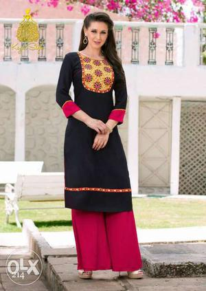 Rayon kurties all sizes avl buy one at 899 buy
