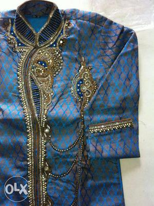 Sherwani For Groom Latest Fashion Finest Workable