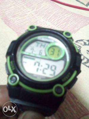 Sonata Wrist Watch For Men