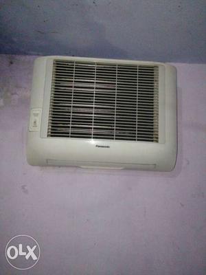 White Panasonic Air Conditioner