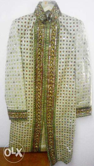 Ethnic Wear Sherwani For Men Traditional For Wedding &