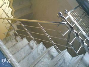 Stainless steel railing home services