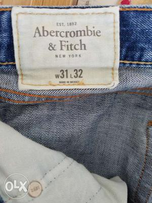Abercrombie and Fitch jeans skinny destroyed
