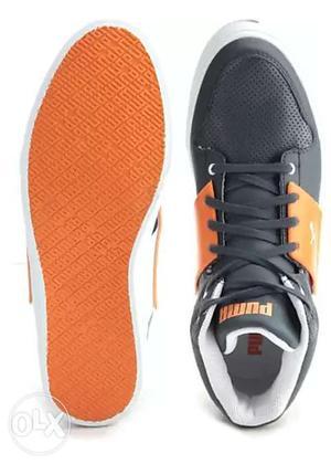 Brand New original Puma EL ace 2 low sneakers