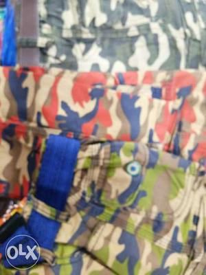 Cargo pants all size available in choice kids wear