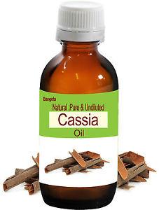 Cassia Oil - Natural, Pure & Undiluted - 100 ml
