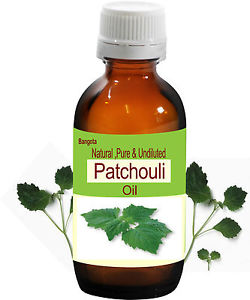 Patchouli Oil - Natural, Pure & Undiluted - 100 ml
