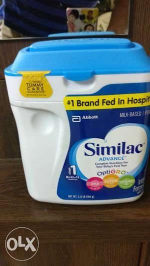 Similac advance stage 1 USA imported set of 3
