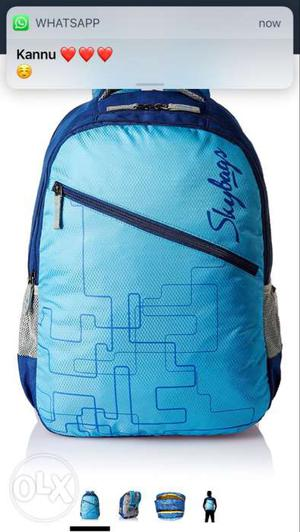 Sky bag in mint condition seal packed Contact asap