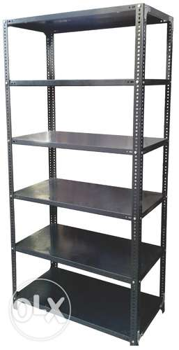 Steel Racks and Stock Boxes New Condition
