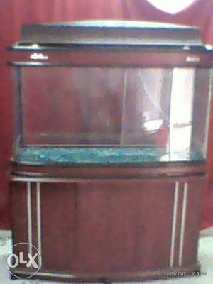 Import fish tank and very urgent requirement