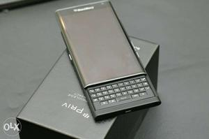 BlackBerry PRIV black 32gb for sale of rs
