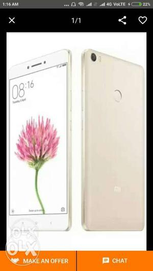I want to sell my mi ma orignal touch with LCD