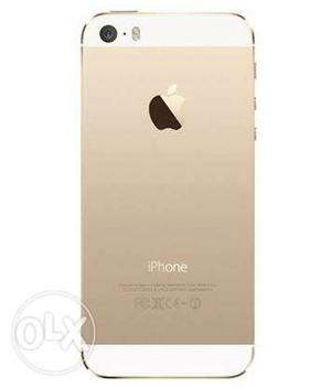 Iphone 5s gold 16gb..in a good condition. Indian