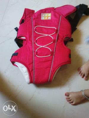 Mee Mee Baby carry Bag Special plastic hook