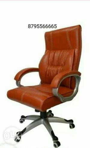 Brand new high back Boss Chair