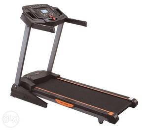 CARDIOWORL Motorised treadmill with Motor 4 hp and 120 kg