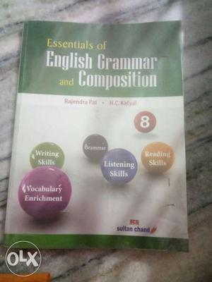 Essentials Of English Grammar And Composition