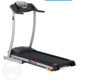 MAX One plus motorised treadmill