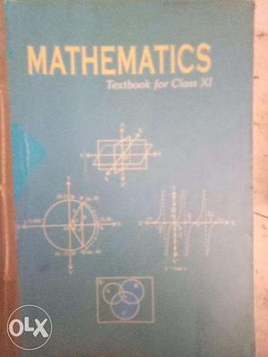 Maths NCERT both 11th and 12th class!