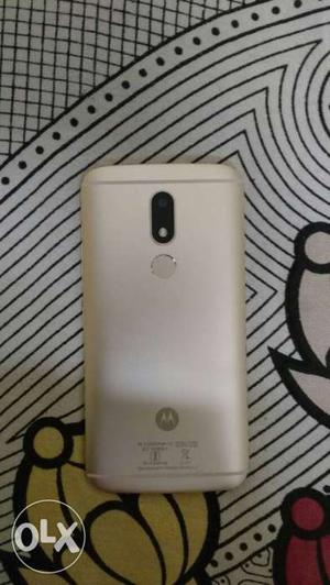 Moto m brand new 2 old 64GB and 4GB ram with bill