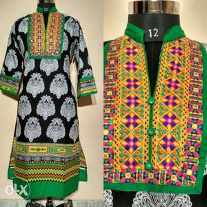 100%cotton kurti all types kurti available many
